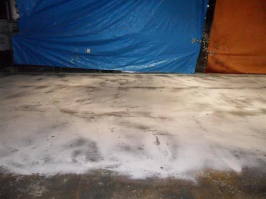 Epóxi para piso industrial