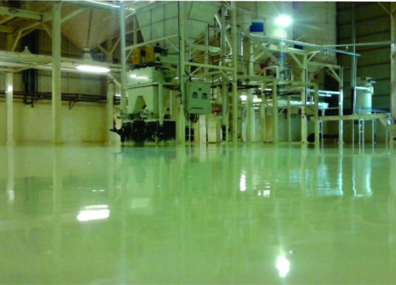 Fábrica de tinta epóxi para piso