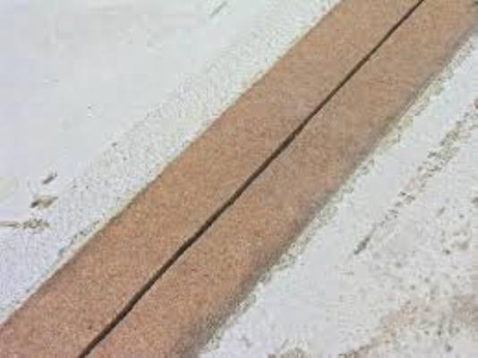 Tratamento de juntas de dilatação em pisos